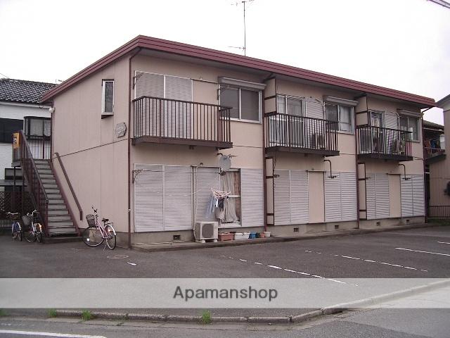 埼玉県川口市、東浦和駅徒歩26分の築31年 2階建の賃貸アパート