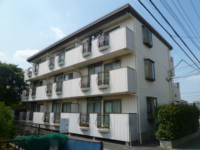 埼玉県さいたま市南区、南浦和駅徒歩27分の築22年 3階建の賃貸マンション