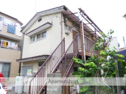 埼玉県さいたま市浦和区、さいたま新都心駅徒歩31分の築34年 2階建の賃貸アパート