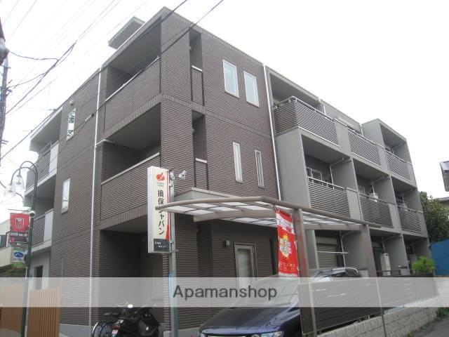 埼玉県さいたま市浦和区、南浦和駅徒歩20分の築6年 3階建の賃貸マンション