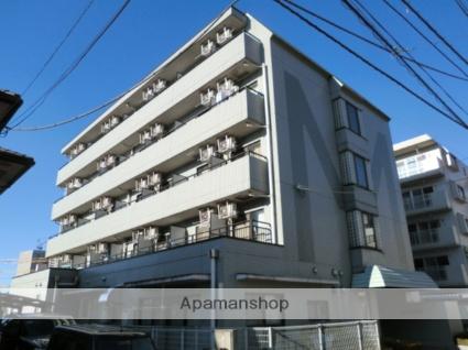 埼玉県さいたま市南区、武蔵浦和駅徒歩7分の築26年 5階建の賃貸マンション
