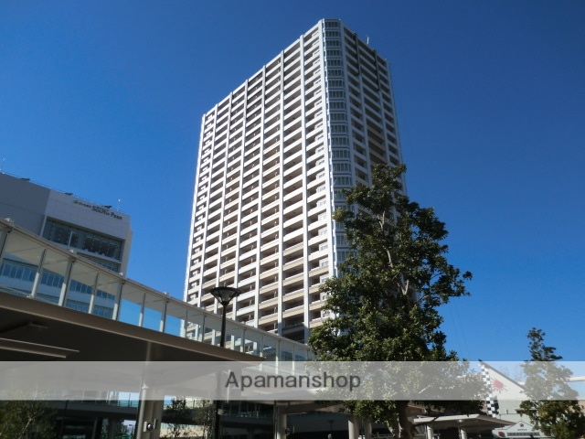 埼玉県さいたま市南区、西浦和駅徒歩20分の築5年 28階建の賃貸マンション
