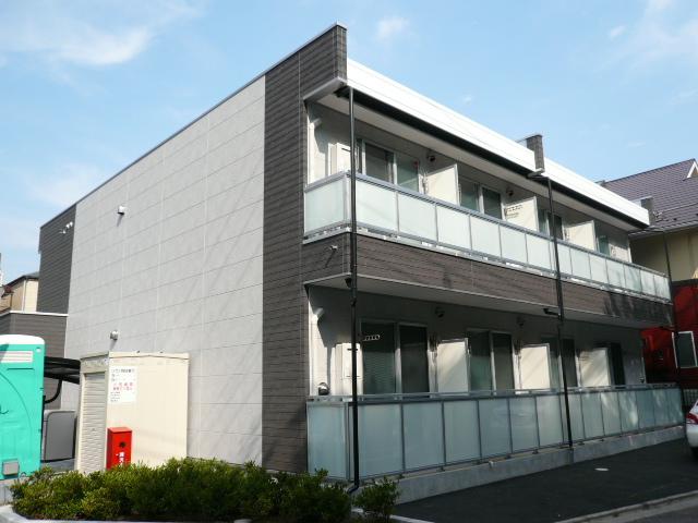 埼玉県川口市、東浦和駅徒歩11分の築4年 2階建の賃貸アパート