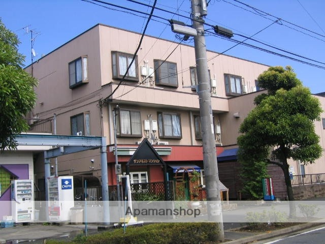 埼玉県さいたま市緑区、東浦和駅徒歩10分の築24年 3階建の賃貸マンション