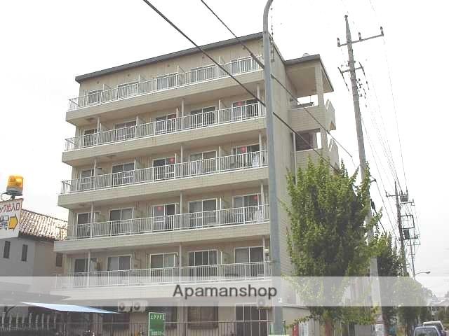 埼玉県さいたま市南区、東浦和駅徒歩14分の築24年 6階建の賃貸マンション