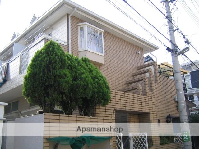 埼玉県さいたま市浦和区、武蔵浦和駅徒歩17分の築29年 2階建の賃貸アパート