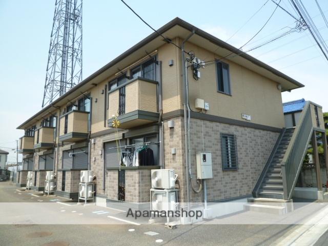 埼玉県さいたま市南区、東浦和駅徒歩24分の築12年 2階建の賃貸アパート