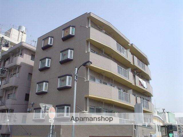 埼玉県さいたま市南区、武蔵浦和駅徒歩26分の築28年 3階建の賃貸マンション