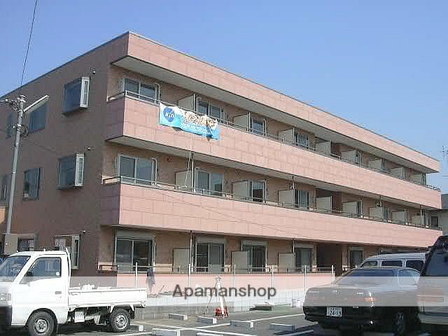 埼玉県さいたま市南区、西浦和駅徒歩22分の築13年 3階建の賃貸マンション