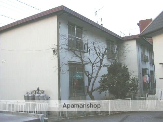 埼玉県さいたま市南区、南浦和駅徒歩7分の築31年 2階建の賃貸アパート