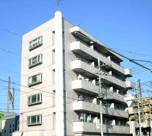 埼玉県さいたま市南区、南浦和駅徒歩22分の築28年 6階建の賃貸マンション