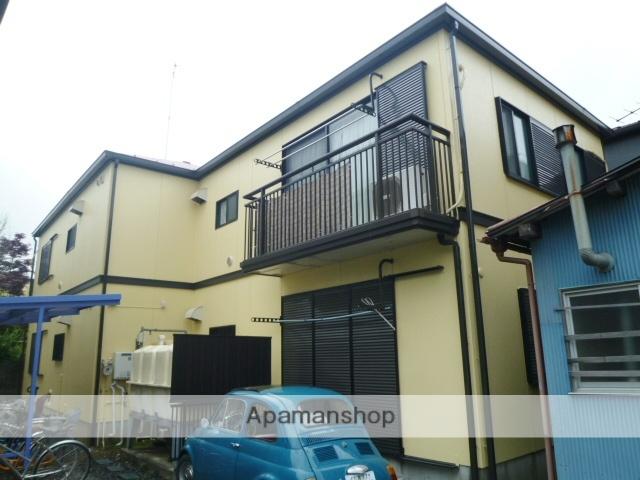 埼玉県さいたま市南区、南浦和駅徒歩13分の築23年 2階建の賃貸アパート