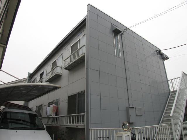 埼玉県さいたま市南区、武蔵浦和駅徒歩10分の築24年 2階建の賃貸アパート