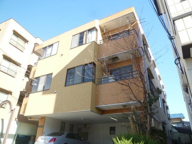 埼玉県さいたま市南区、東浦和駅徒歩37分の築28年 4階建の賃貸マンション