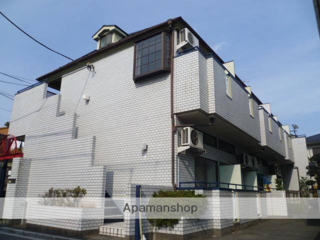 埼玉県さいたま市浦和区、武蔵浦和駅徒歩13分の築29年 2階建の賃貸アパート