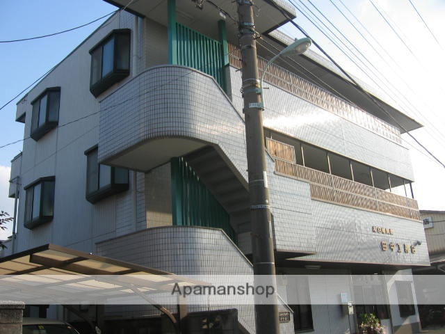 埼玉県さいたま市南区、武蔵浦和駅徒歩12分の築26年 3階建の賃貸マンション