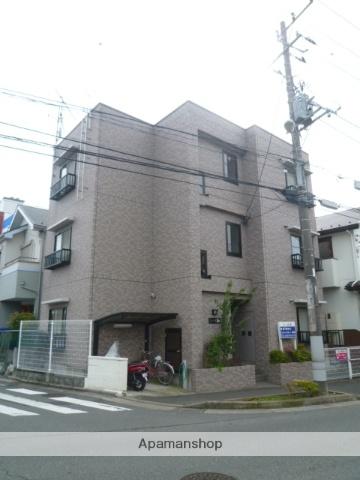 埼玉県さいたま市緑区、東浦和駅徒歩7分の築14年 3階建の賃貸マンション