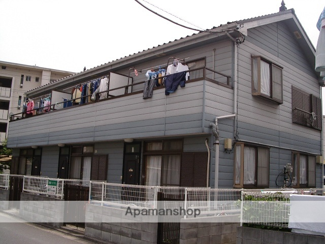埼玉県川口市、東浦和駅徒歩7分の築21年 2階建の賃貸テラスハウス