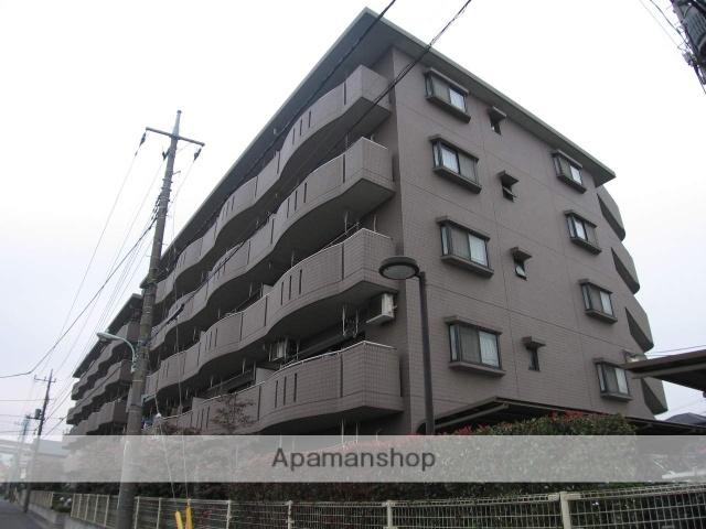 埼玉県さいたま市南区、北戸田駅徒歩12分の築21年 5階建の賃貸マンション