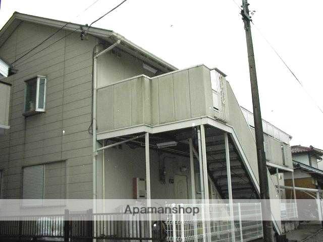 埼玉県さいたま市浦和区、武蔵浦和駅徒歩20分の築28年 2階建の賃貸アパート
