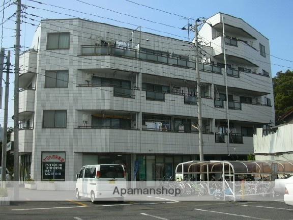 埼玉県さいたま市南区、南浦和駅徒歩16分の築26年 5階建の賃貸マンション