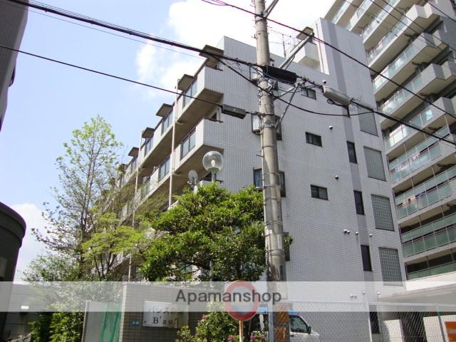 埼玉県さいたま市南区、武蔵浦和駅徒歩5分の築27年 5階建の賃貸マンション
