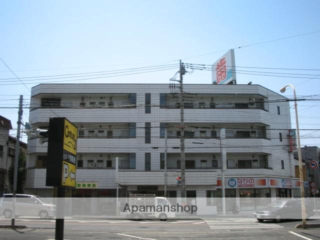 埼玉県さいたま市南区、浦和駅徒歩29分の築28年 4階建の賃貸マンション