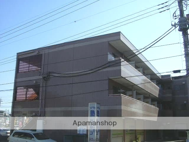 埼玉県さいたま市南区、東浦和駅徒歩13分の築26年 3階建の賃貸マンション