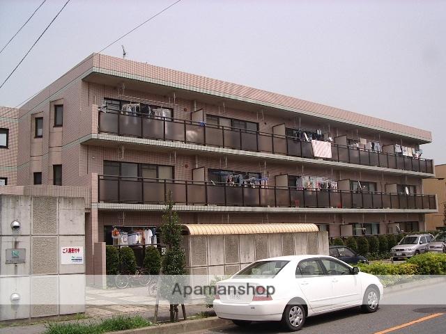 埼玉県川口市、東浦和駅徒歩7分の築24年 3階建の賃貸マンション