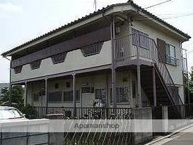 埼玉県さいたま市南区、武蔵浦和駅徒歩20分の築28年 2階建の賃貸マンション
