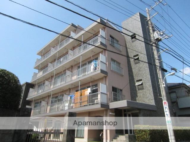 埼玉県さいたま市南区、浦和駅徒歩26分の築45年 5階建の賃貸マンション