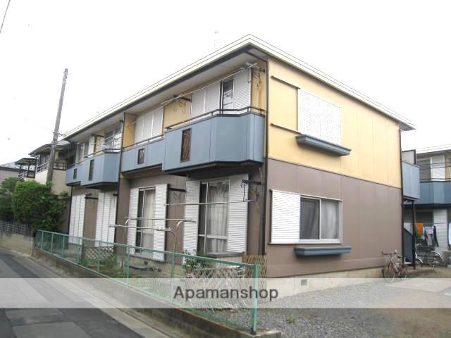 埼玉県さいたま市南区、浦和駅バス10分稲荷越下車後徒歩3分の築31年 2階建の賃貸アパート