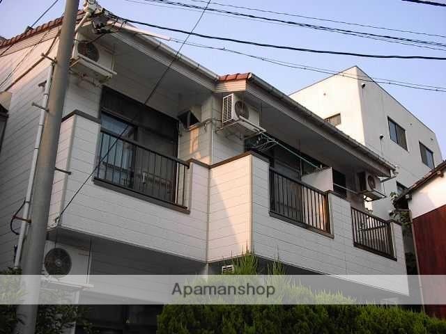 埼玉県さいたま市浦和区、武蔵浦和駅徒歩17分の築32年 2階建の賃貸アパート