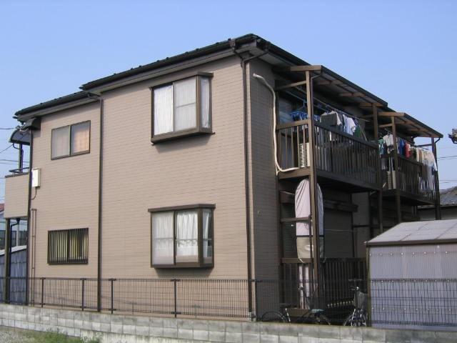 埼玉県川口市、南浦和駅徒歩15分の築23年 2階建の賃貸アパート