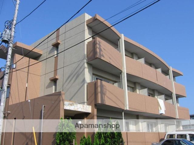 埼玉県さいたま市南区、西浦和駅徒歩9分の築10年 3階建の賃貸マンション