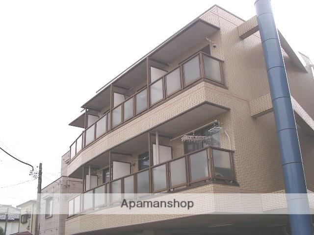 埼玉県さいたま市南区、南浦和駅徒歩12分の築25年 3階建の賃貸マンション