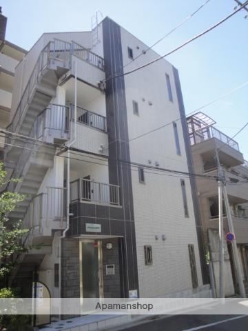 埼玉県さいたま市浦和区、浦和駅徒歩6分の築3年 4階建の賃貸マンション