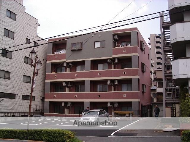 埼玉県さいたま市南区、浦和駅徒歩20分の築10年 4階建の賃貸マンション