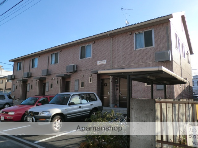 埼玉県さいたま市南区、北戸田駅徒歩13分の築10年 2階建の賃貸テラスハウス