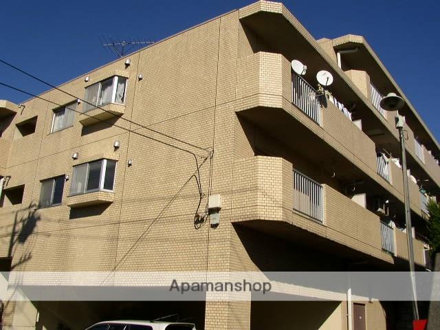 埼玉県さいたま市浦和区、南与野駅徒歩15分の築27年 4階建の賃貸マンション