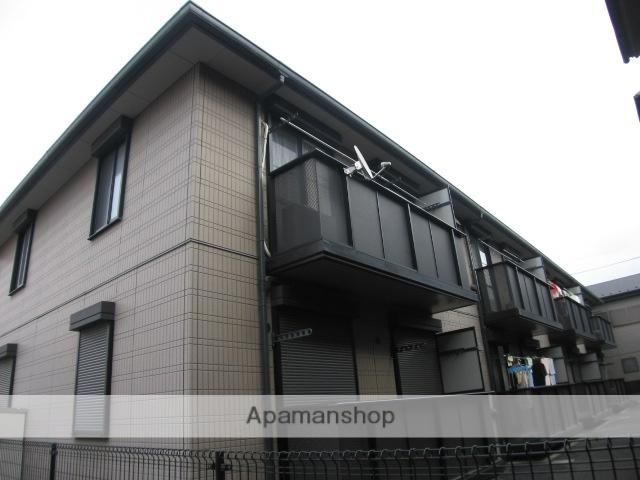 埼玉県さいたま市南区、武蔵浦和駅徒歩6分の築19年 2階建の賃貸アパート