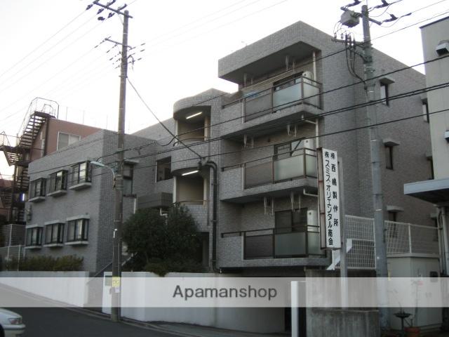 埼玉県さいたま市緑区、東浦和駅徒歩5分の築22年 3階建の賃貸マンション