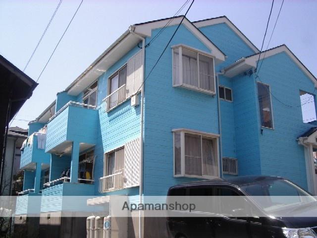 埼玉県さいたま市南区、武蔵浦和駅徒歩15分の築28年 2階建の賃貸アパート