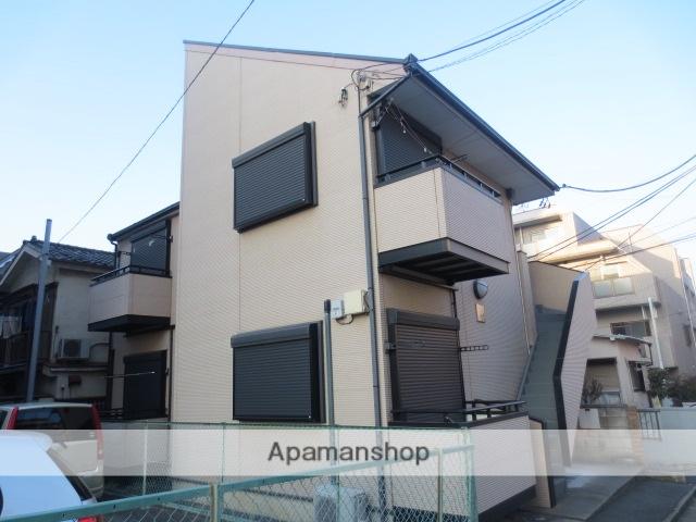 埼玉県さいたま市浦和区、南浦和駅徒歩6分の築16年 2階建の賃貸アパート