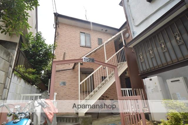 埼玉県さいたま市浦和区、南浦和駅徒歩16分の築13年 2階建の賃貸アパート