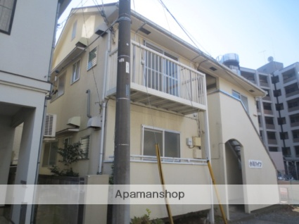 埼玉県さいたま市浦和区、南浦和駅徒歩25分の築27年 2階建の賃貸アパート