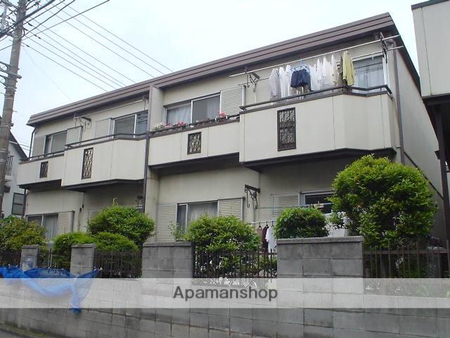 埼玉県さいたま市南区、南浦和駅徒歩15分の築34年 2階建の賃貸アパート