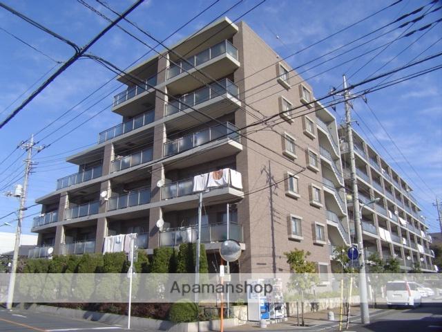埼玉県川口市、南浦和駅徒歩19分の築15年 6階建の賃貸マンション