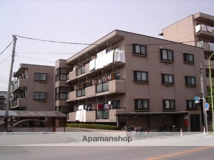 埼玉県川口市、戸田駅徒歩34分の築21年 3階建の賃貸マンション