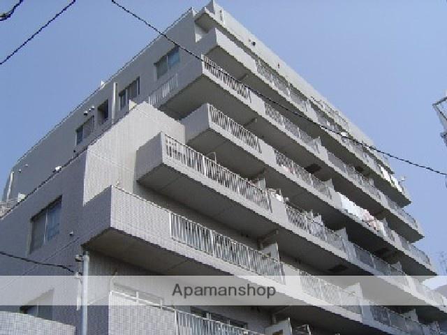 埼玉県蕨市、戸田駅徒歩26分の築28年 8階建の賃貸マンション